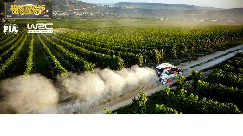WRC | RD 10 - ADAC RALLYE DEUTSCHLAND